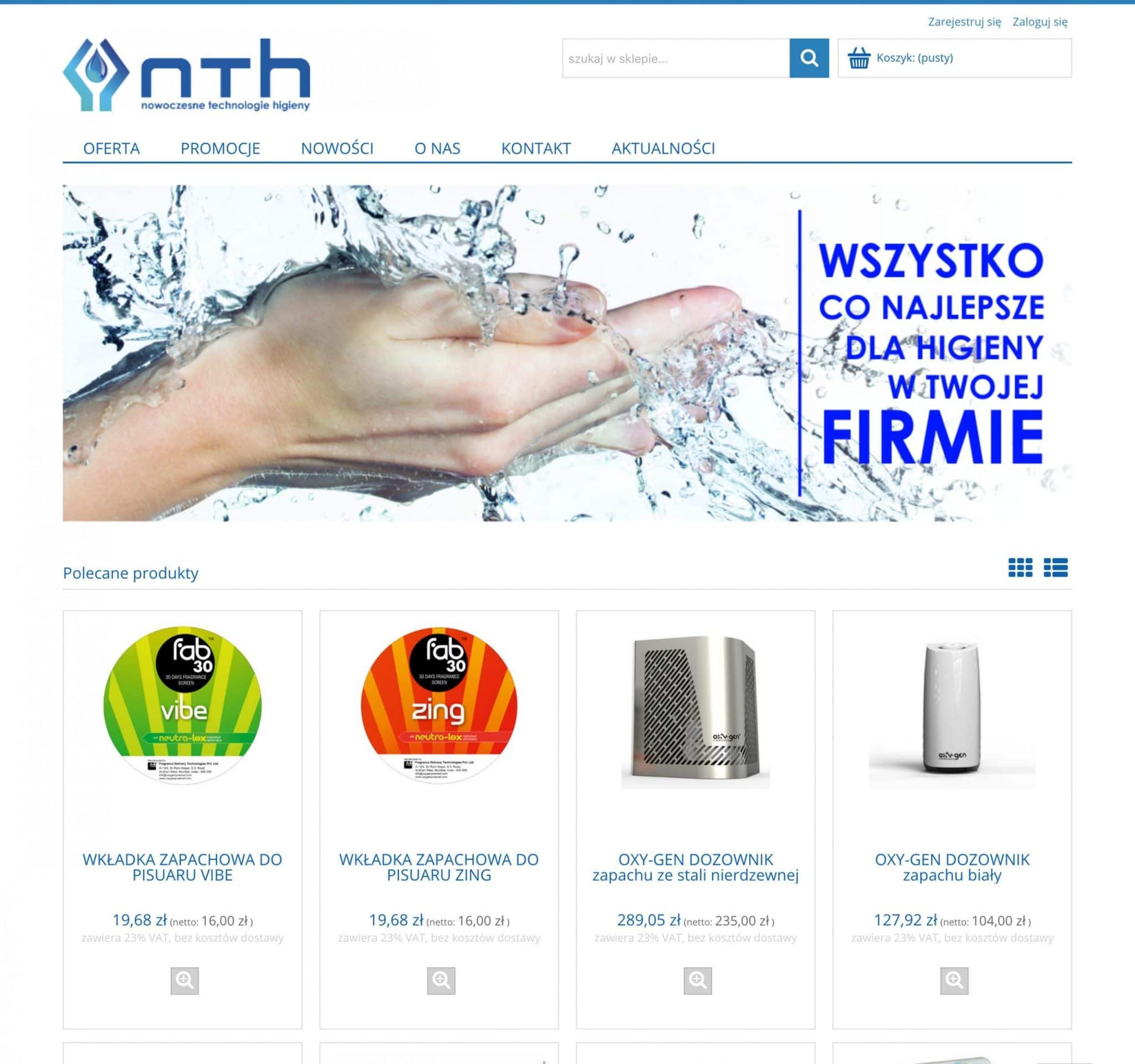 strona główna nthigiena.pl