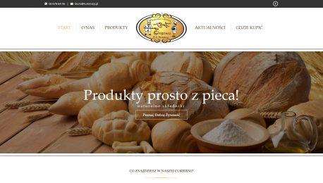 projekt strony intenetowej ruminscy.pl